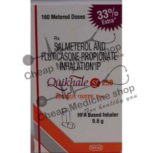 Buy Quikhale SF 250 HFA based Inhaler