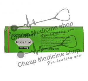 Rocaltrol  0.25 Mg