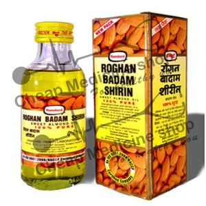 Buy Roghan Badam Shirin 100 ml