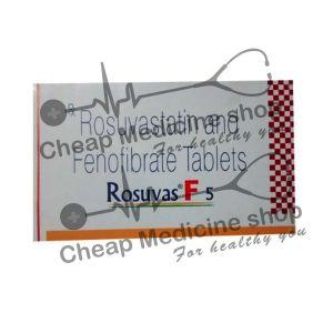 Rosuvas F 5 Tablet