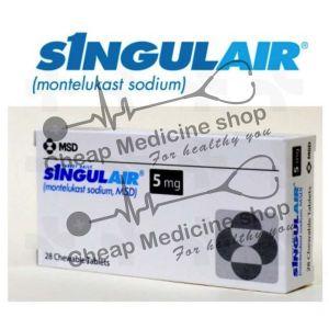 Buy Singulair 5 Mg