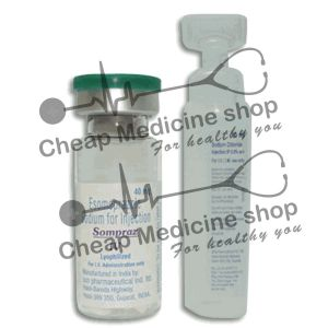 Buy Sompraz 40 mg Injection