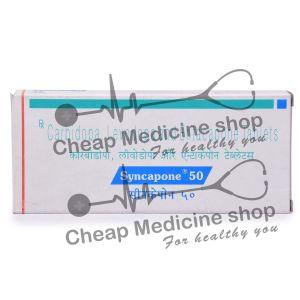 Syncapone (12.5+50+200) Mg