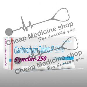 Buy Synclar 250 Mg (Biaxin)