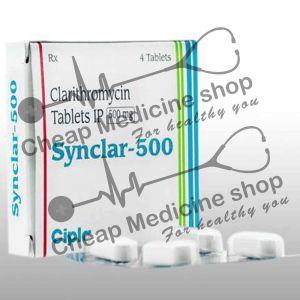 Buy Synclar 500 Mg