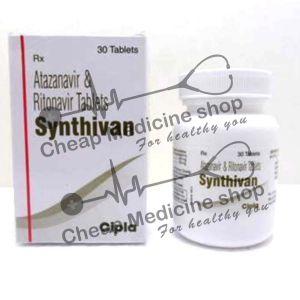 Buy Synthivan 300 Mg + 100 Mg Tablet