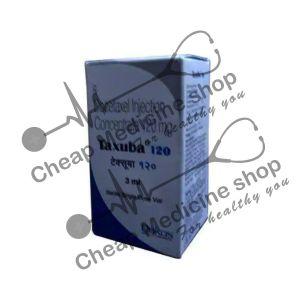 Buy Taxuba 120 mg Injection