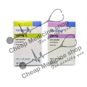 Vargatef 500 Mg soft capsules