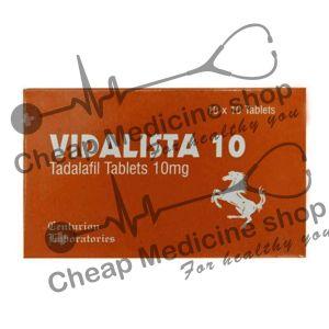Buy Vidalista 10 Mg