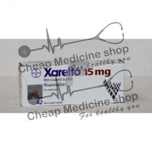 Buy Xarelto 15 Mg Tablet FC