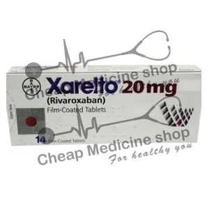 Buy Xarelto 20 Mg Tablet