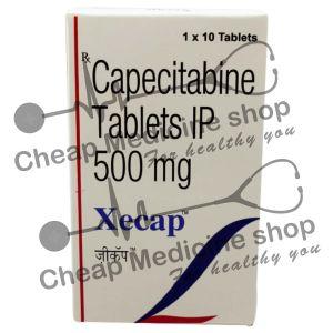 Buy Xecap 500 Mg Tablet