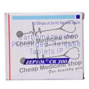 Zeptol CR 200 Mg