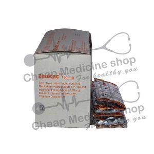 Zinetac 150 Mg, Zantac, Ranitidine