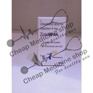 Buy Zolespan 4 mg Injection