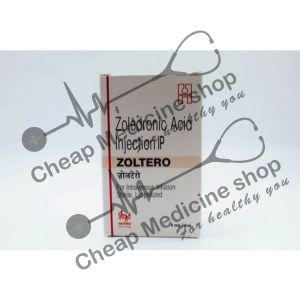 Buy Zoltero 4 mg Injection