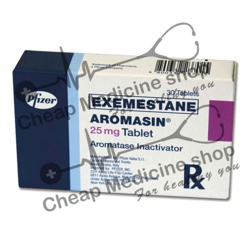 Buy Aromasin  25 Mg (Exemestane)