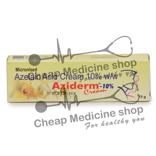 Aziderm Cream 10% (15 Gm), Finacea Cream, Azelaic Acid