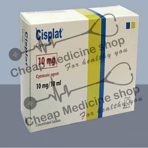 Buy Cisplat 10 Mg/10 ml (Cisplatin)