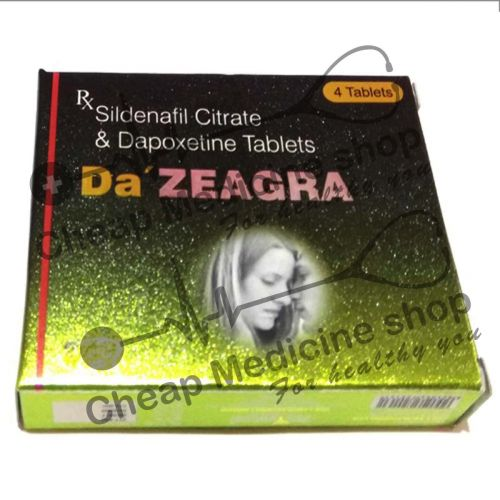 Buy DA' Zeagra 50/30 Mg