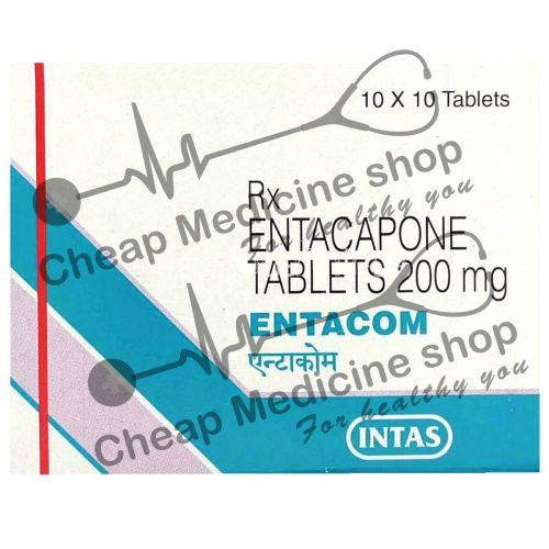 Buy Entacom 200 Mg