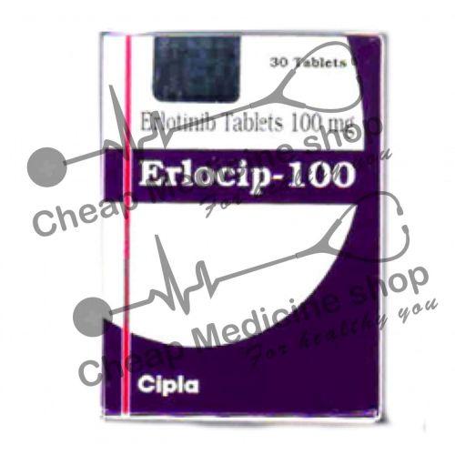 Buy Erlocip 100 Mg