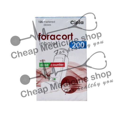 Foracort Inhaler  6/200 Mcg
