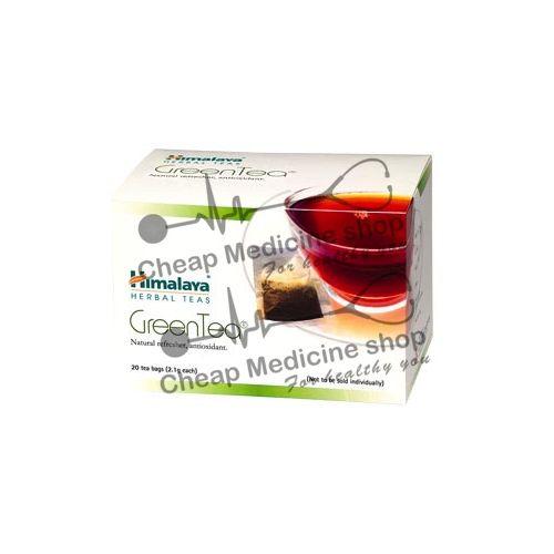Green Tea 2gm (Himalaya)