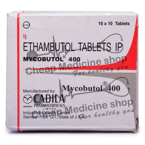 Mycobutol 400 Mg