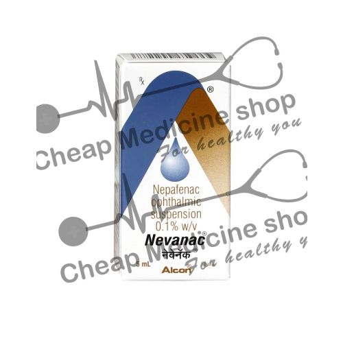Nevanac Eye Drop  5 ml