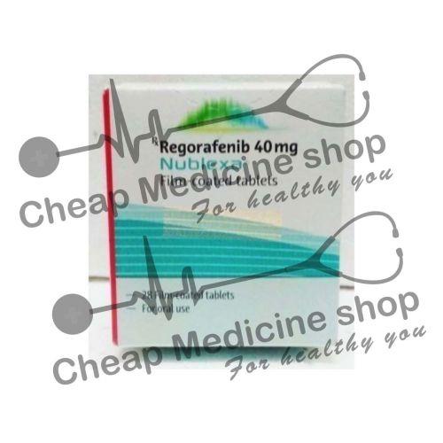 Buy Regorafenib Tablet