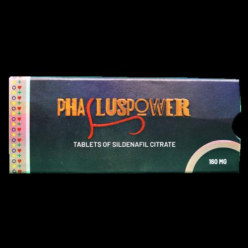 Phallus Power 160 Mg Tablet