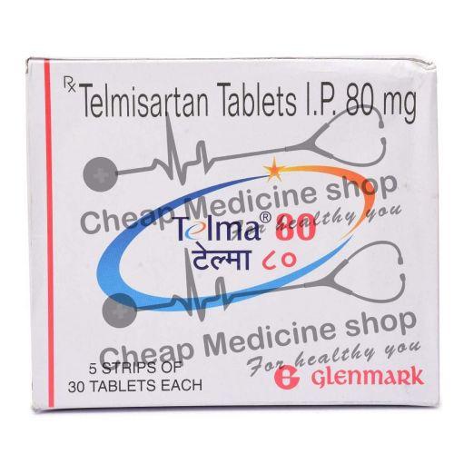Telma 80 Mg