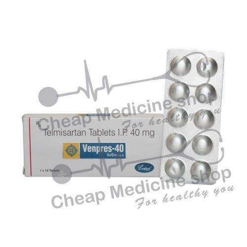 Venpres 40 Mg, Micardis, Telmisartan