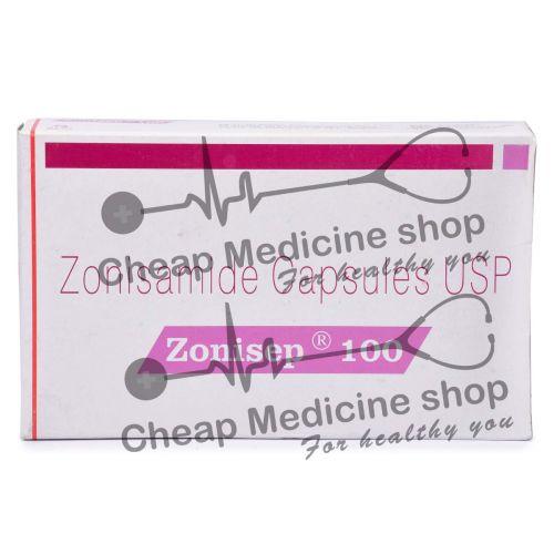 Zonisep 100 Mg