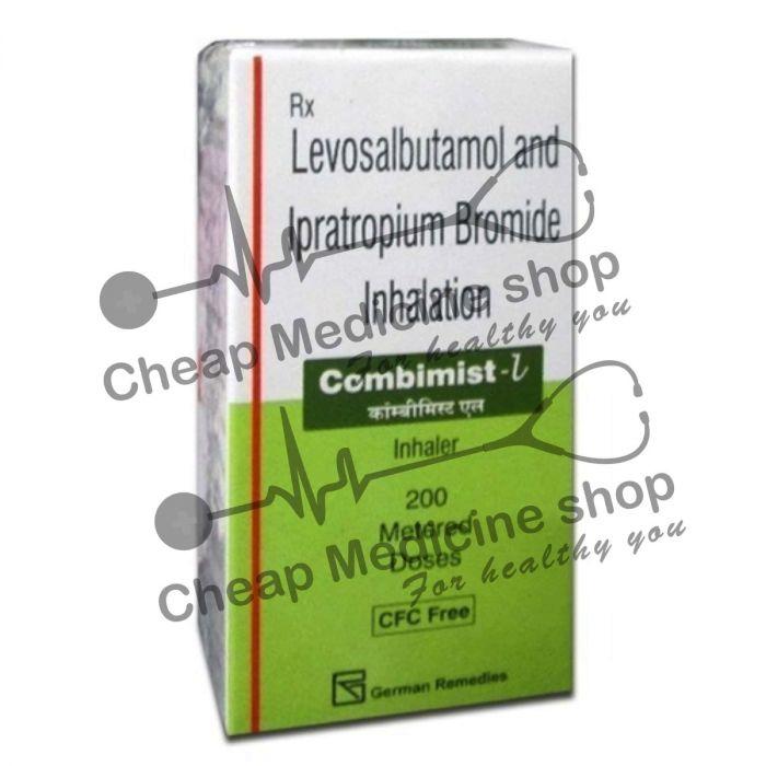 Buy Combimist-L CFC Free Inhaler