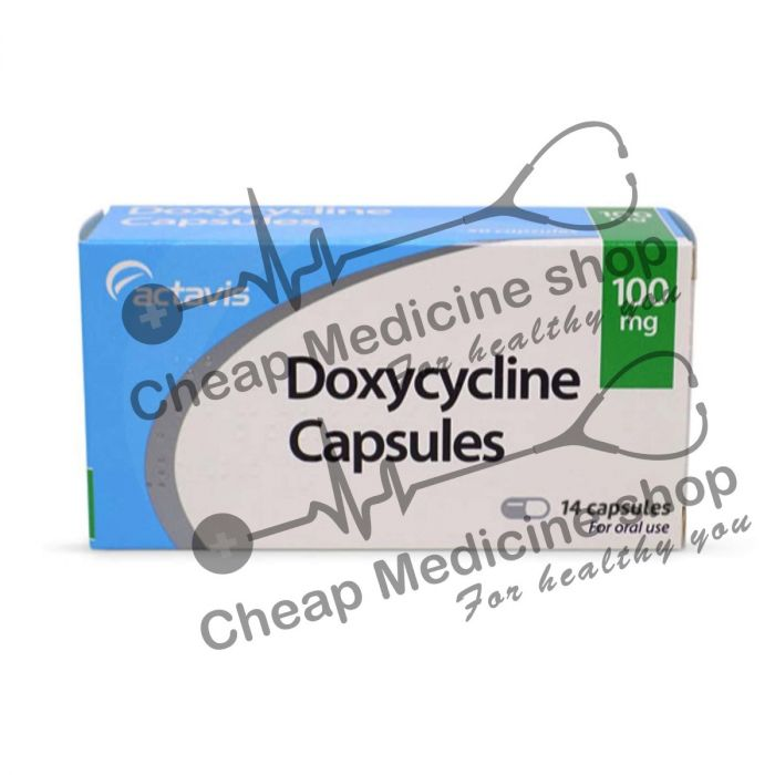 Buy Doxylin 100 Mg Capsule