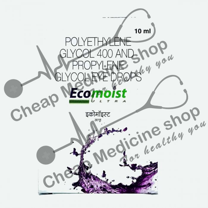 Buy Ecomoist Ultra Eye Drop