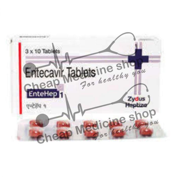Buy Entehep 1 Mg Tablet