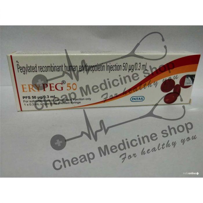 Buy Erypeg 100 mcg 0.3 ml Injection