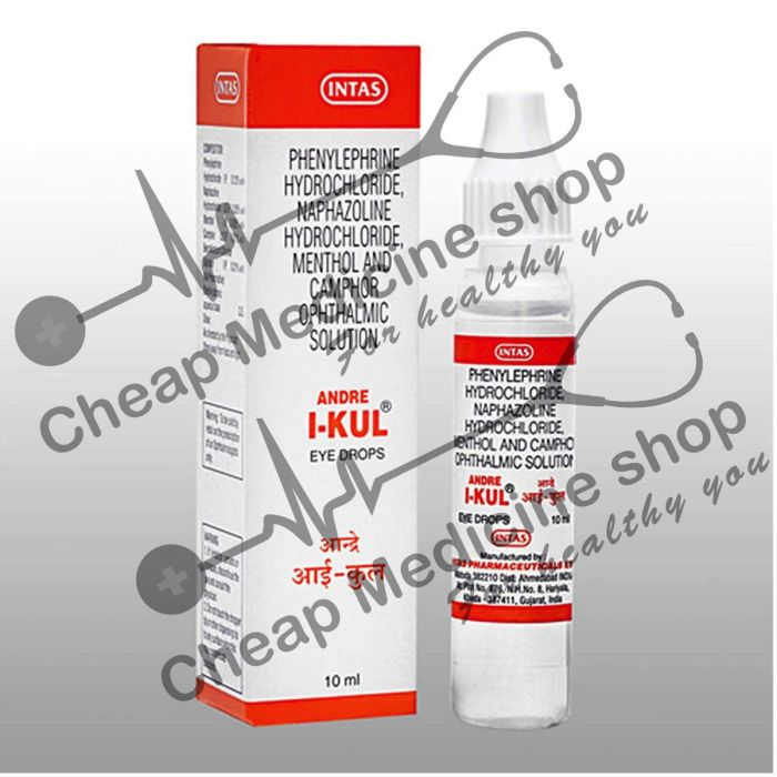 Buy I Kul Plus 15 ml Eye Drop