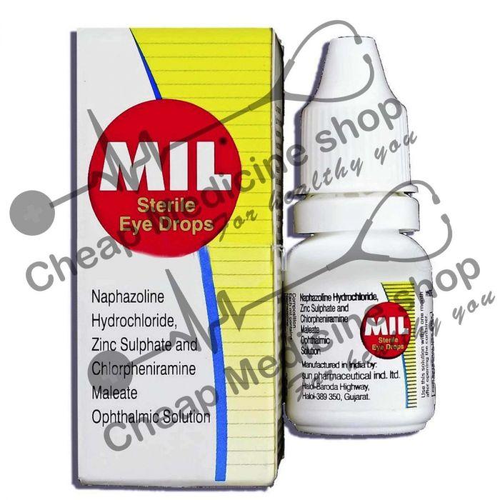 Buy Mil 10 ml Eye Drop