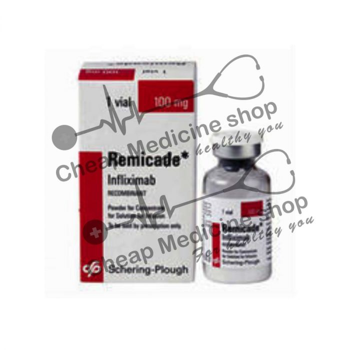 Buy Remicade 100 Mg Powder for Injection