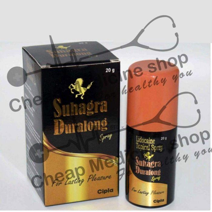 Buy Suhagra Duralong Spray 5 Mg