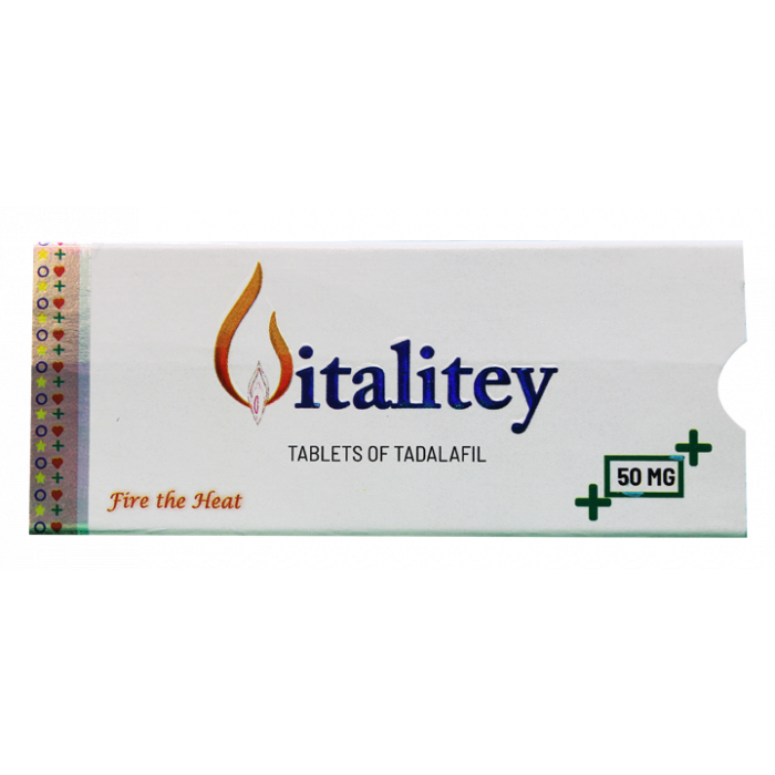 Vitalitey 50 Mg Tablet