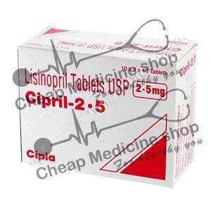 Cipril  2.5 Mg