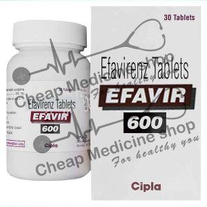 Efavir  600 Mg