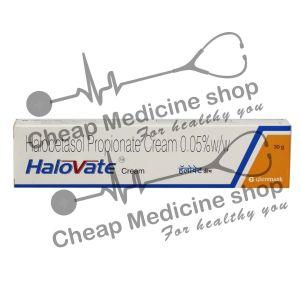 Halovate CR 0.05% of 30 gm