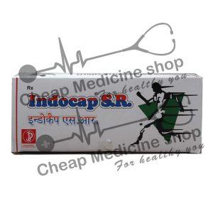 Indocap SR  75 Mg