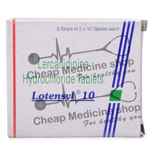 Lotensyl 10 Mg